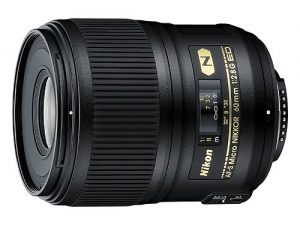 Nikonのマイクロレンズ