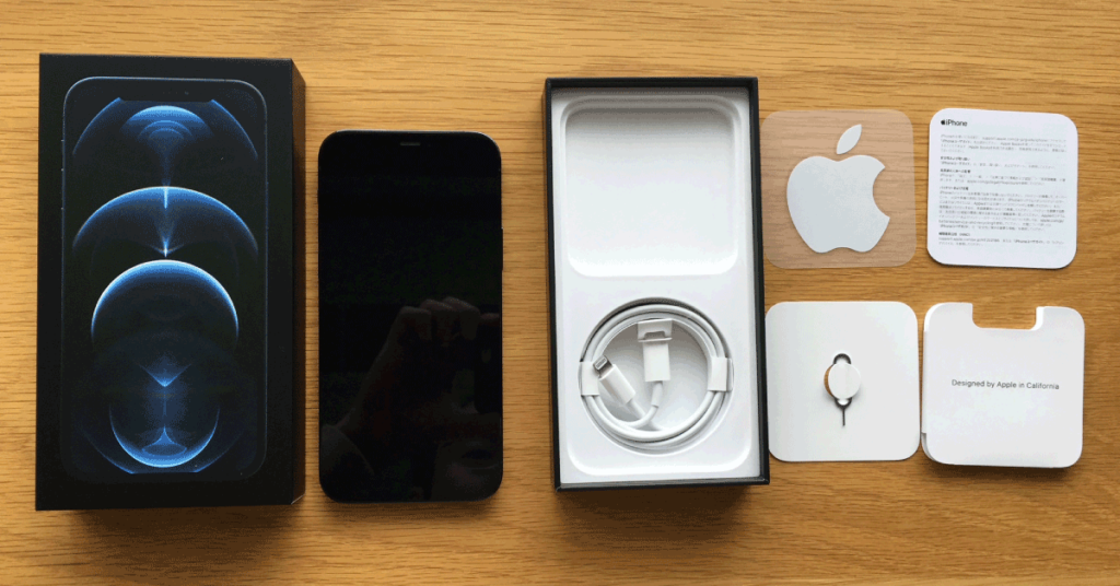 iPhone12 ProがMVNOの格安SIMでも使えた